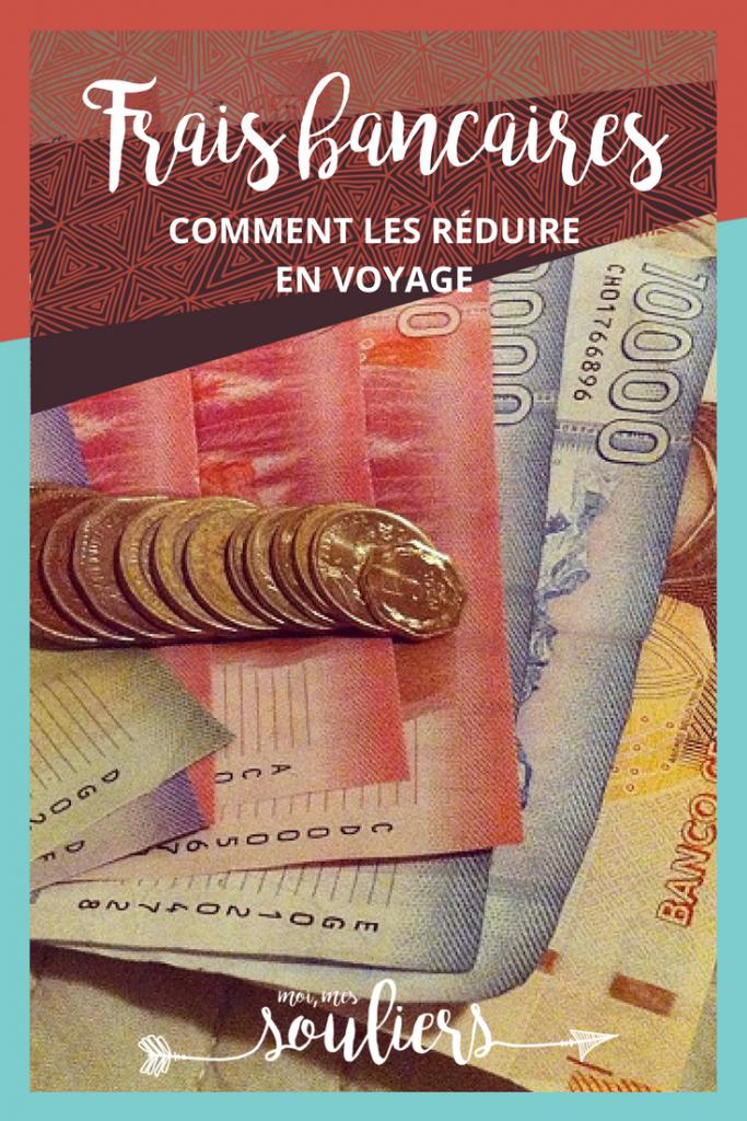 Pinterest - Comment réduire les frais bancaires?