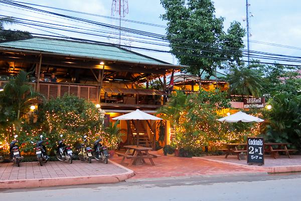 Restaurant Rikitikitavi - Kampot, Cambodge