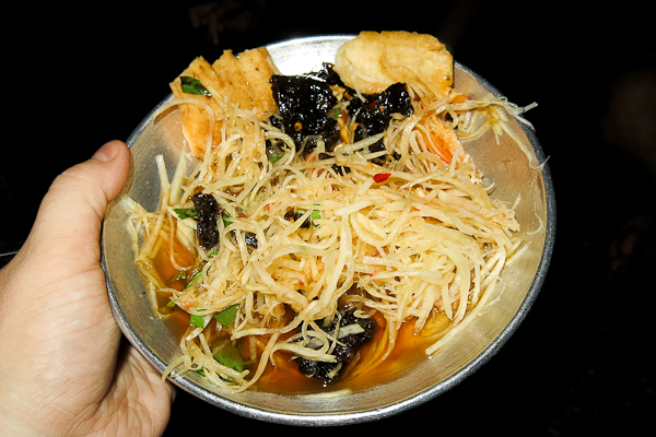 Salade vietnamienne - Back of the bike tours - Ho Chi Minh - Saigon, Vietnam