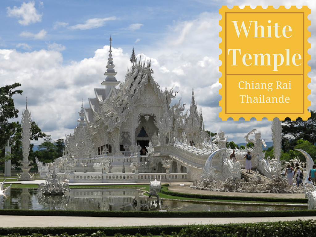 The White Temple - Chiang Rai, Thailande