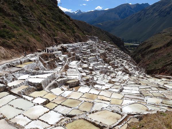 salines de Maras - Vallée sacrée des Incas, Pérou