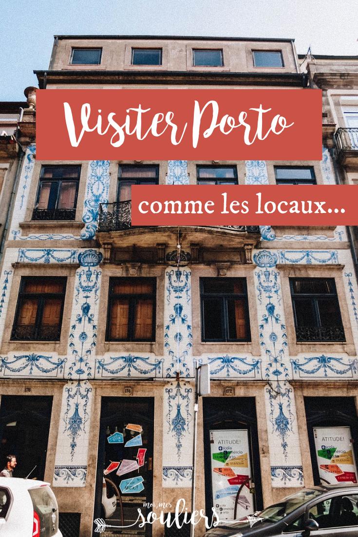 Voyage à Porto, le matin au Portugal