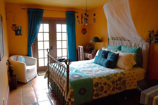 Ma chambre - Auberge du Mange Grenouille au Bic, Bas-Saint-Laurent