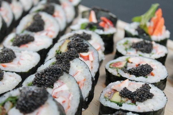 Sushis  - Tremblant Gourmand