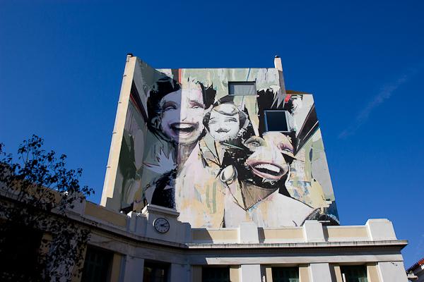 Art de rue - Street art à Athènes, Grèce 10