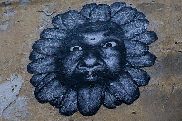 Art de rue - Street art à Athènes, Grèce 8