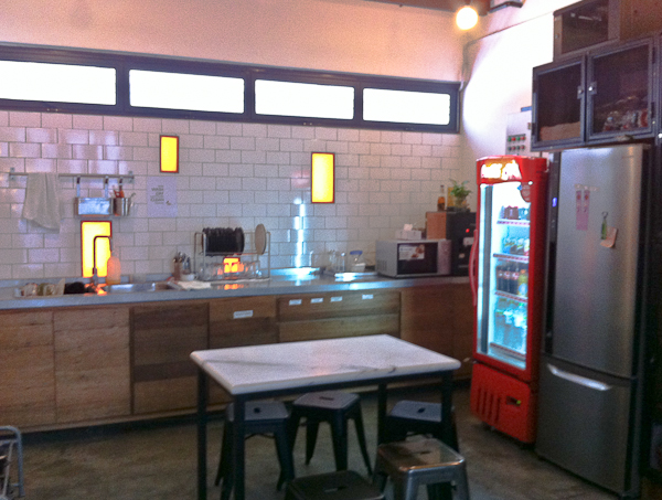 Cuisine - BackHome Hostel - Kuala Lumpur, Malaisie