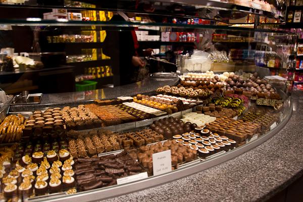 Du chocolat, encore du chocolat - Zurich, Suisse