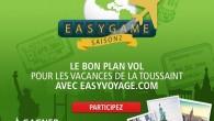 Voici un concours qui peut s'avérer intéressant pour nos lecteurs français! Easyvoyage lance la deuxième saison des Easygame, un concours par lequel […]