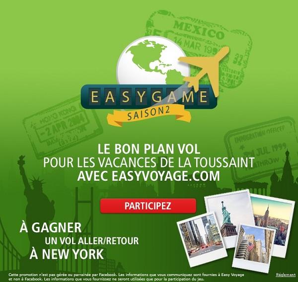 EasyGame Saison 2