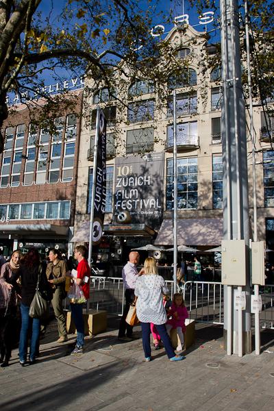 Festival du film de Zurich - Zurich, Suisse