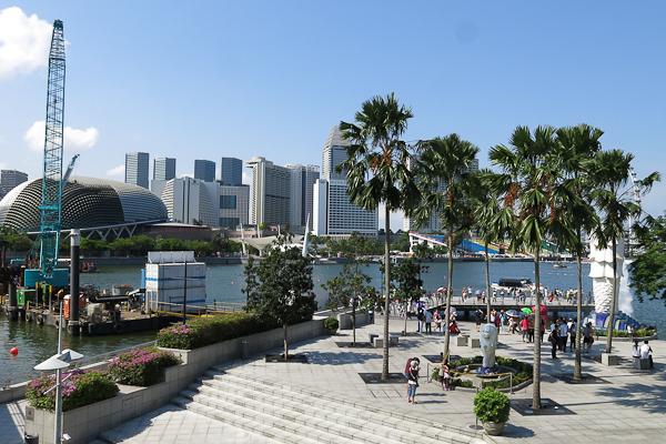 L'Esplanade - Singapour