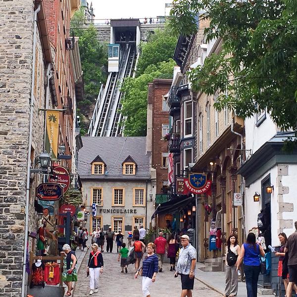 Petit-Champlain - Québec City