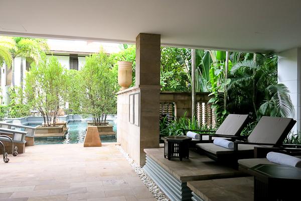 Piscine - Park Hyatt Siem Reap, Cambodge