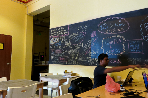 The Hive Backpacker's Hostel - Singapour