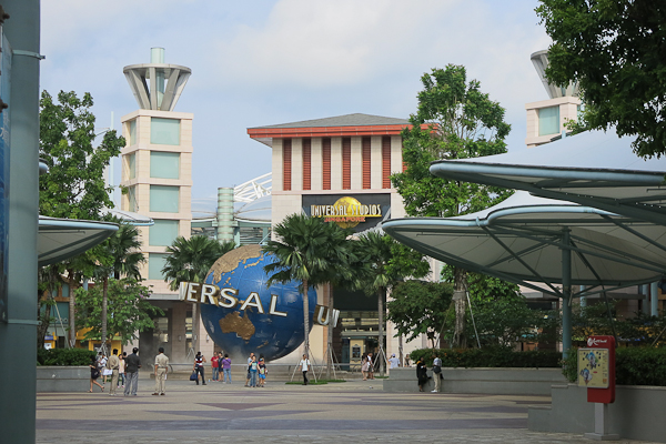 Universal Studios Sentosa Island - Singapour