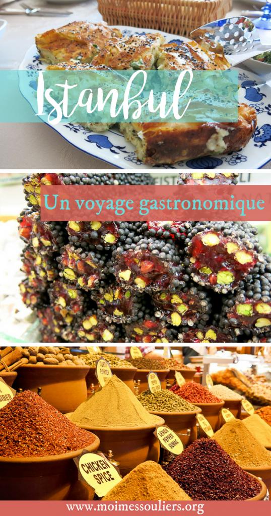 Quoi manger à Istanbul - Gastronomie