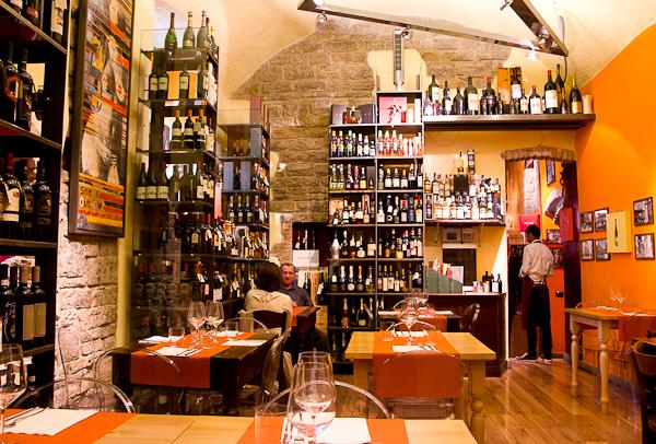 restaurant Lalimentari - Bergamo, Lombardie, Italie