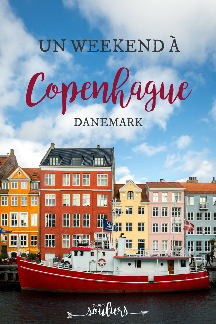 Week-end à Copenhague, citytrip Danemark