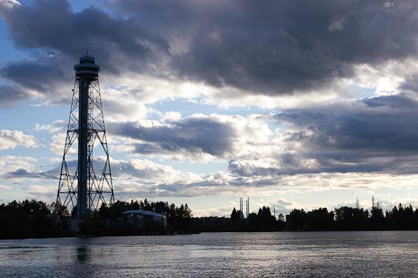 Cité de l'Énergie - Shawinigan - Mauricie, Québec