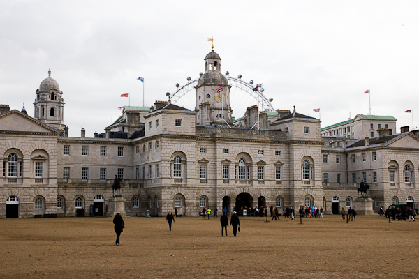 Horse Guards Parade - Londres, Royaume-Uni