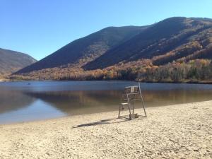 Plage de l'Echo Lake