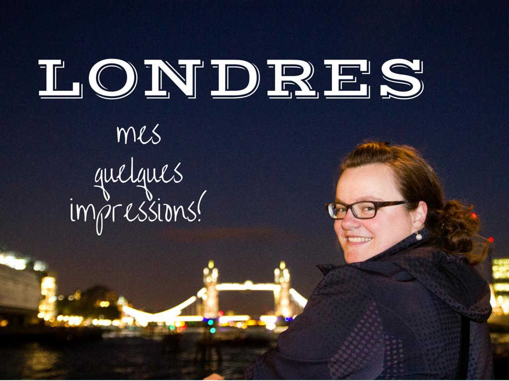 Jennifer à Londres