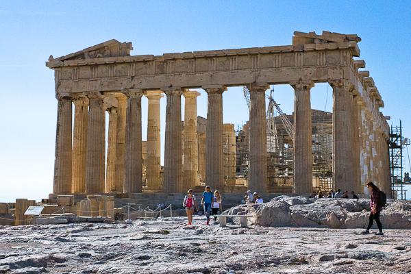 Le Parthenon - Athènes, Grèce