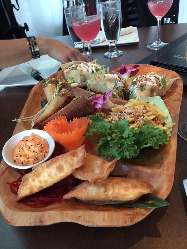 Plats coréens - Restaurant Kiyomi Centropolis, Laval
