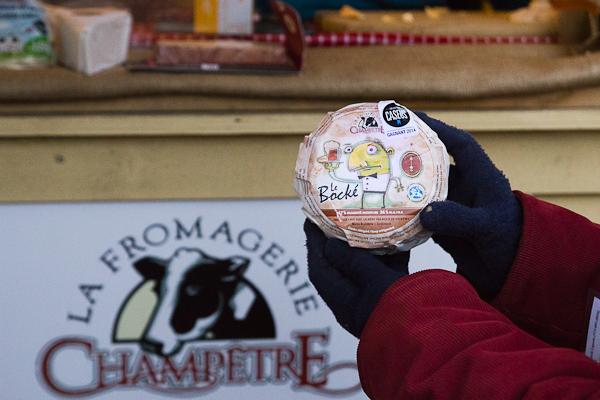 Fromagerie Champêtre - Marché de Noel de L'Assomption - Lanaudière
