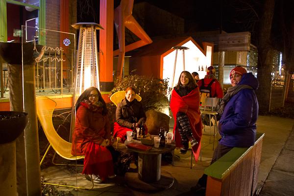 Les blogueuses - Marché de Noel de L'Assomption - Lanaudière