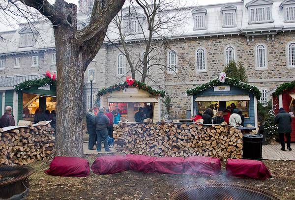 Marché de Noel de L'Assomption - Lanaudière