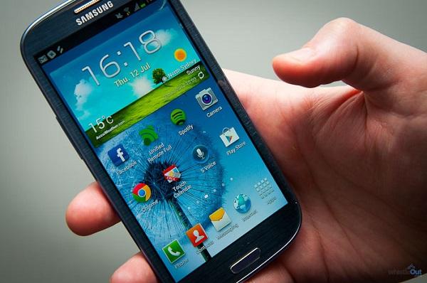Téléphone Samsung Galaxy