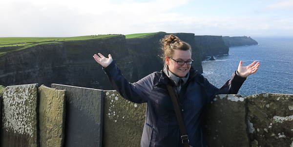 Cliffs of Moher - Jennifer