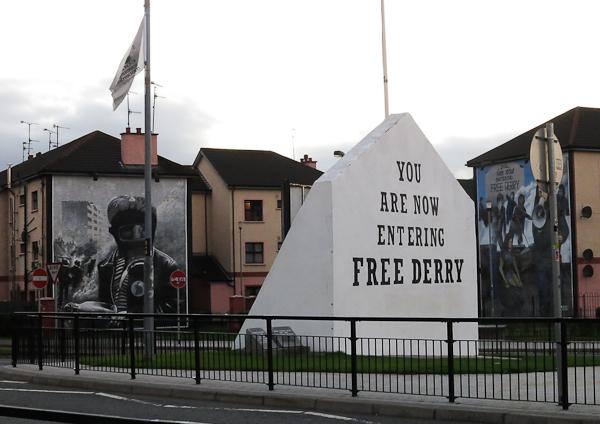 Derry-Londonderry - Irlande