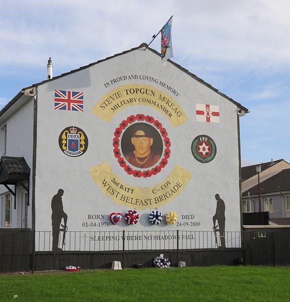 Histoire de Belfast - Irlande