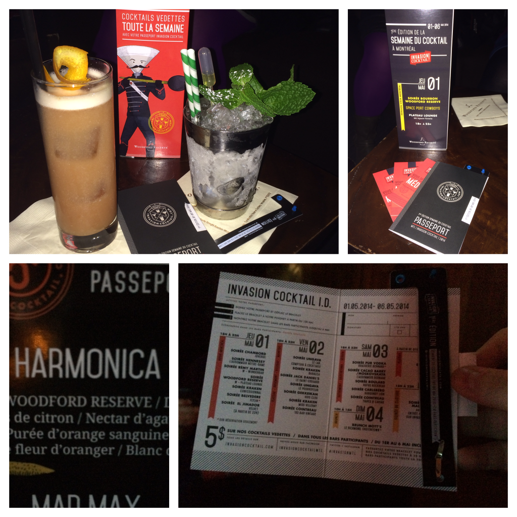 Cocktail Week Montreal