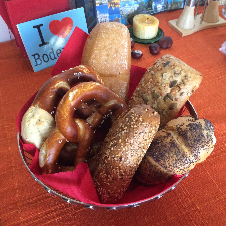 Le pain d'Allemagne me manque
