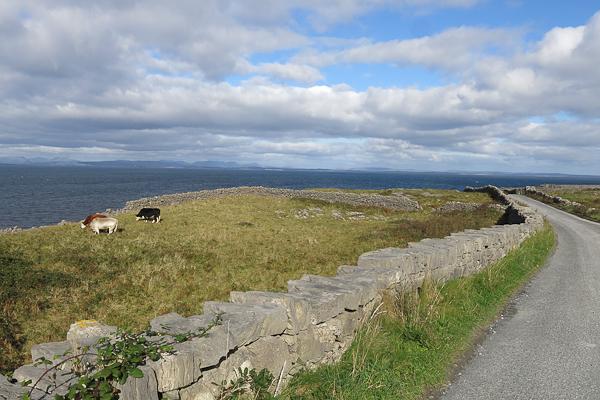 Inis Mor à vélo - Irlande