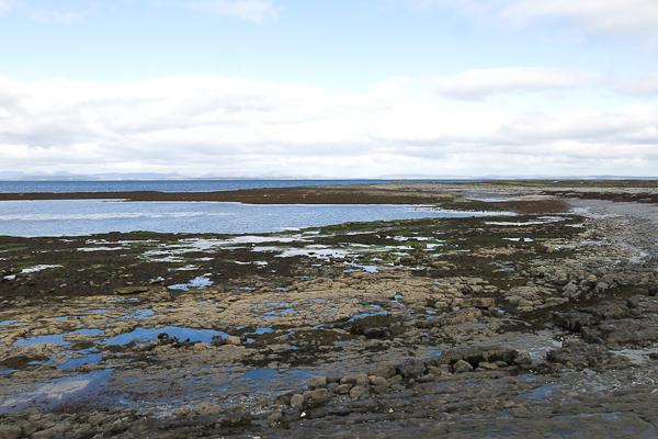 Paysage Inis Mor Irlande