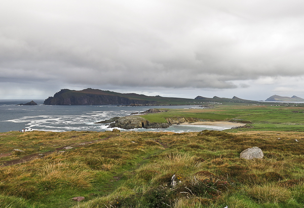 Paysage de Dingle Peninsula - Irlande