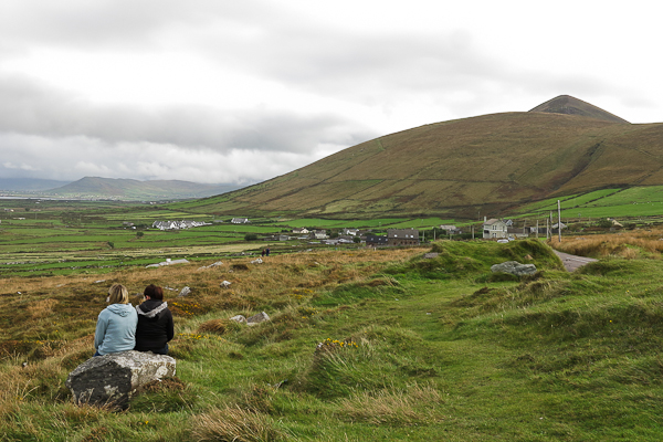 Petite pause verdoyante Dingle Peninsula - Irlande