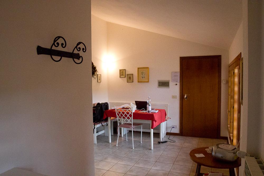 Salon - Podere Il Falco - Toscane, Italie