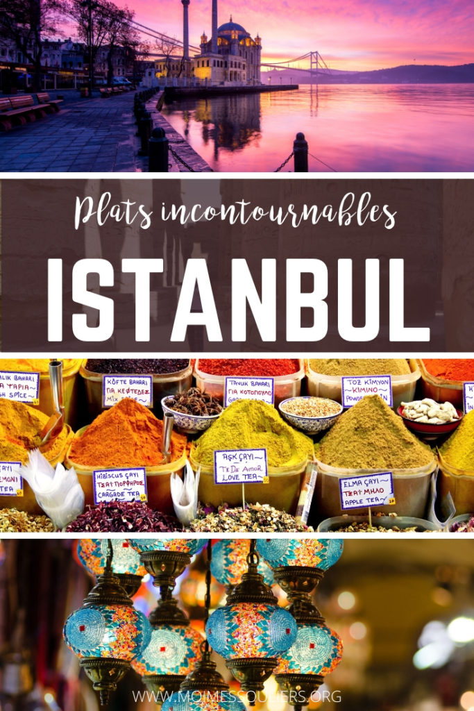 À goûter à Istanbul
