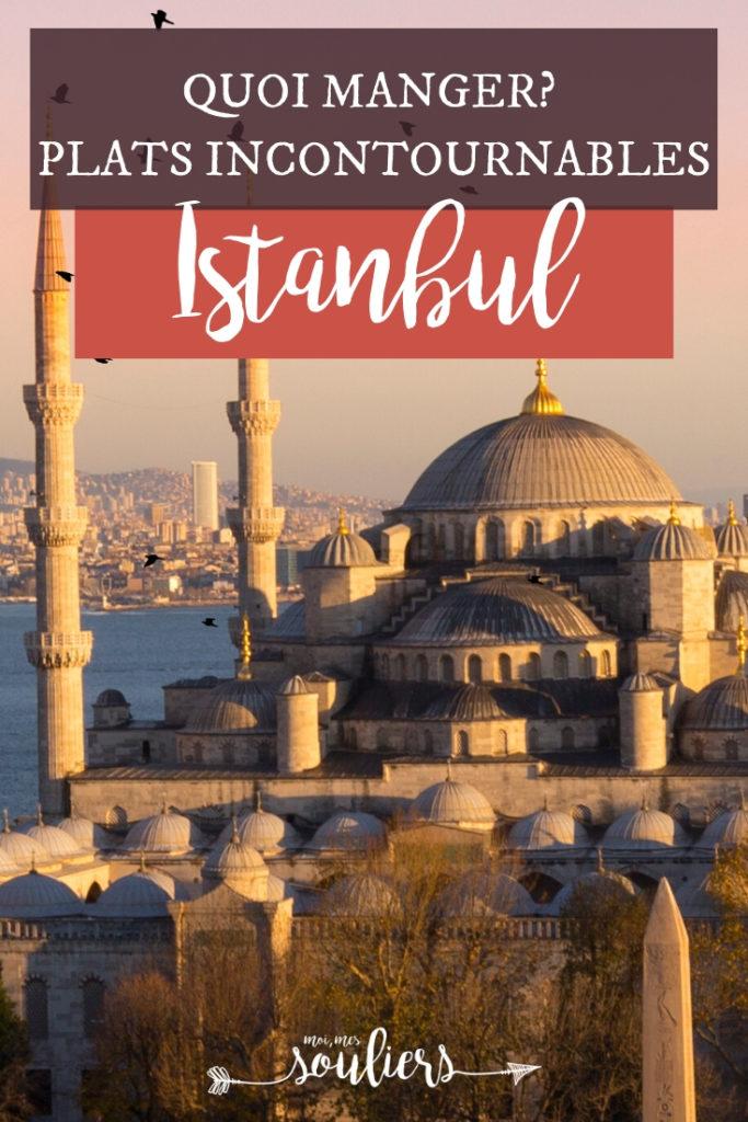 Quoi manger en Turquie