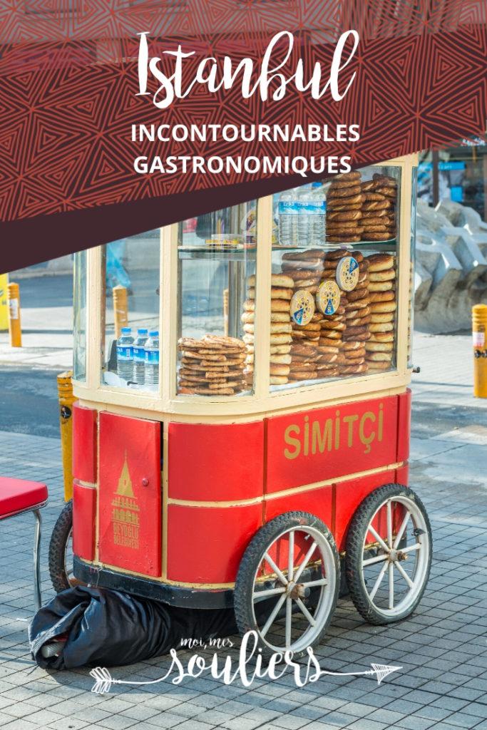 Spécialités culinaires d'Istanbul