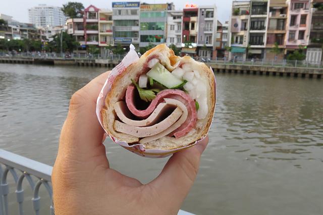 Bánh Mi, le sandwich vietnamien