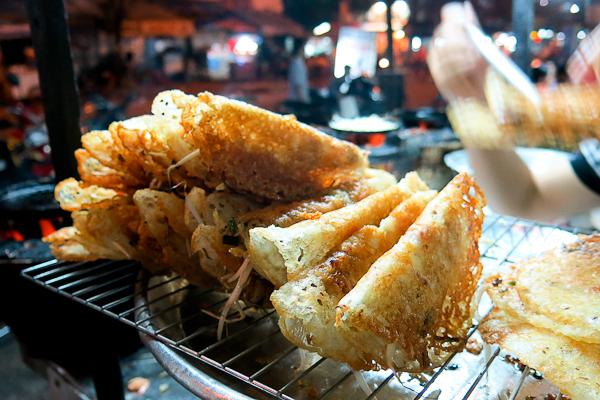 Bánh xèo, les crêpes vietnamiennes