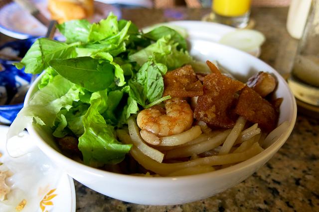Cao Lau, un plat bien de Hoi An Vietnam