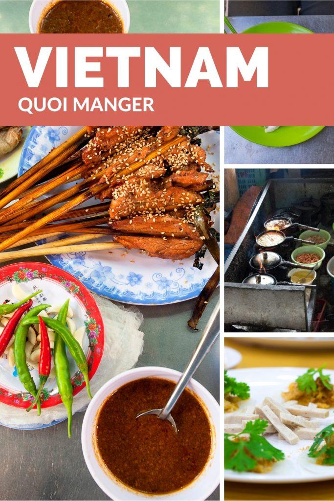 Gastronomie vietnamienne - meilleurs plats